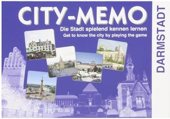 City-Memo Darmstadt