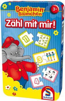 Schmidt-Spiele Benjamin Blümchen - Zähl mit mir!