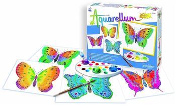 Sentosphère Aquarellum Junior - Schmetterlinge