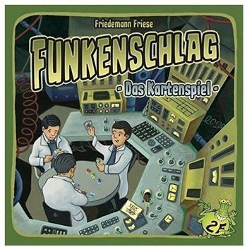 2F-Spiele Funkenschlag - Das Kartenspiel
