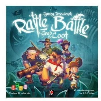 Wydawnictwo Portal Rattle, Battle, Grab the Loot