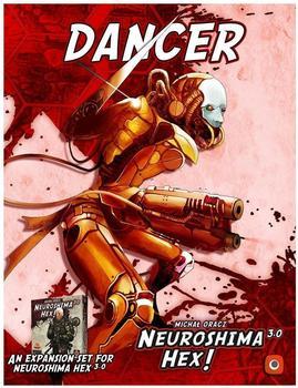 Portal Games Neuroshima Hex 3.0: Dancer (englisch)