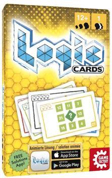 Game Factory Logic Cards 2 (646175)