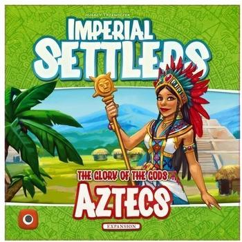 Wydawnictwo Portal Imperial Settlers: Aztecs Exp.