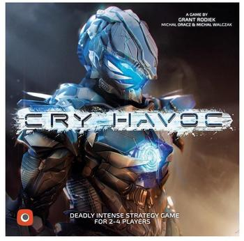 Portal Games Cry Havoc (englisch)