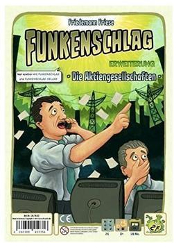 2F-Spiele Funkenschlag Erweiterung Die Aktiengesellschaften