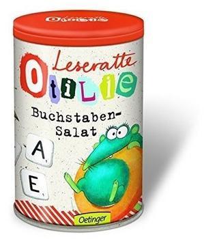 Oetinger Leseratte - Buchstabensalat (99661)