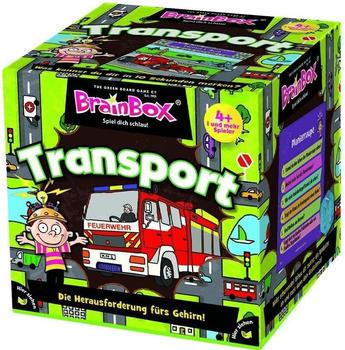 Green Board Games BrainBox Transport