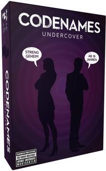 Codenames Undercover (deutsch)