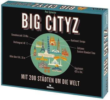 Moses Big Cityz - MIt 200 Städten um die Welt (90286)
