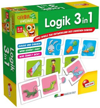 Lisciani Logik 3in1