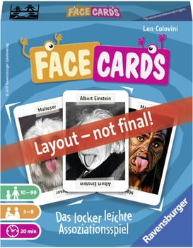 Ravensburger Facecards