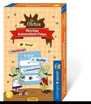 Oetinger Die Olchis - Matschige Krötenschleim-Pampe (80317)