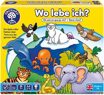 Orchard Toys Wo lebe ich? (1910239)