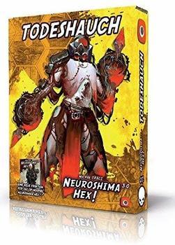 Portal Games Neuroshima Hex 3.0: Todeshauch (deutsch)