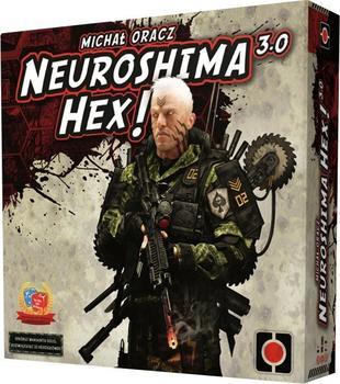 Portal Games Neuroshima HEX 3.0