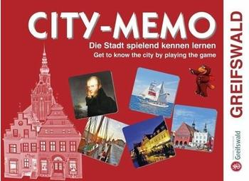 Bräuer Produktmanagement City-Memo, Greifswald (Spiel)