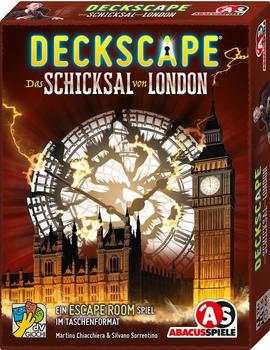 Abacusspiele Deckscape Das Schicksal von London (38173)