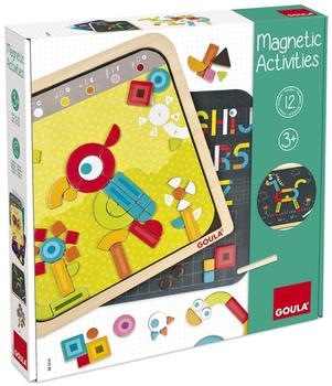 JUMBO Spiele Magnetic Activities (Kinderspiel)