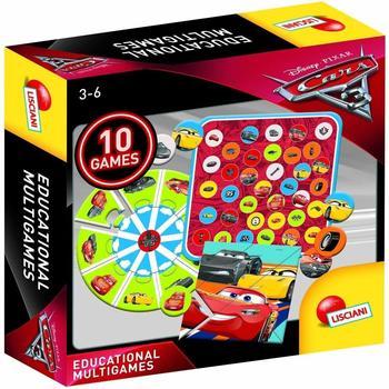 Lisciani 10 Spiele - Cars 3