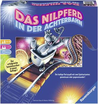 Ravensburger Das Nilpferd in der Achterbahn (26772)