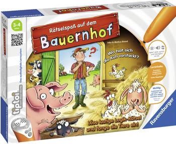 Ravensburger tiptoi - Rätselspaß auf dem Bauernhof (00830)