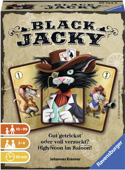 Ravensburger Black Jacky (20784)