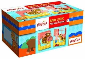 Lisciani Baby Logic - Tiermütter & -Kinder