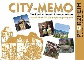 Bräuer Produktmanagement City-Memo, Pforzheim (Spiel)