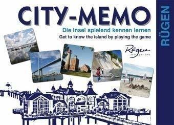 Bräuer Produktmanagement City-Memo, Rügen (Spiel)
