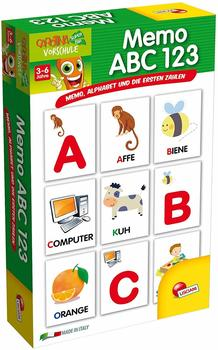 Piatnik Memo ABC 123 (54657)