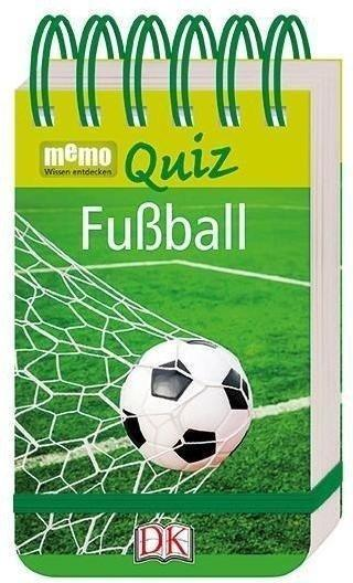 Dorling Kindersley memo Quiz Fußball (4871)