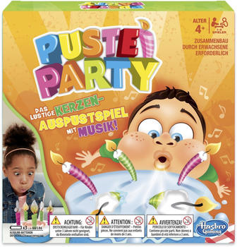Puste Party