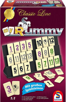 Schmidt Spiele Classic Line My Rummy (49282)