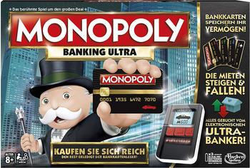 Hasbro Monopoly Banking Ultra (B6677100)