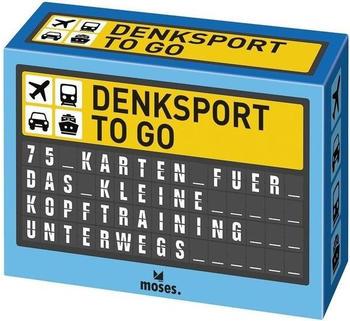 Moses Denksport to go (109570)