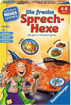Die freche Sprech-Hexe (24944)