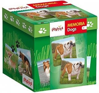 Lisciani 58075 Hunde Spiel