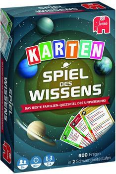 JUMBO Spiele Spiel des Wissens Karten