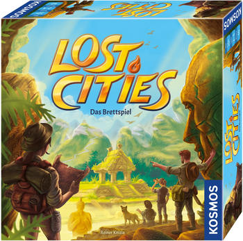 Kosmos Lost Cities (69412)