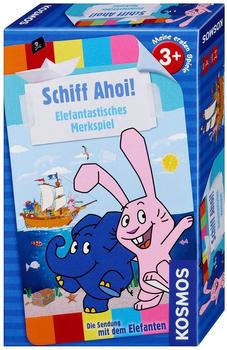Kosmos Schiff Ahoi Die Sendung mit dem Elefanten (711399)