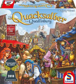 Schmidt-Spiele Die Quacksalber von Quedlinburg (49341)