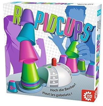 Game Factory GAMEFACTORY 646202 Rapid Cups (Mult)