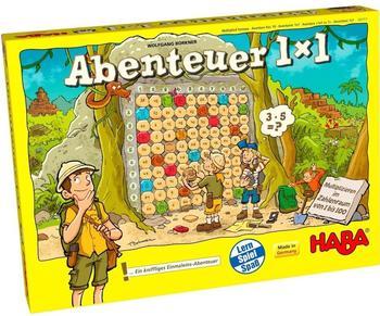 Haba Abenteuer 1x1