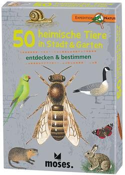 Moses Verlag Kartenset in Stadt - Garten