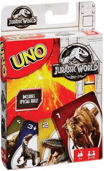 Mattel - UNO Jurassic World