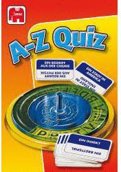 JUMBO Spiele A-Z Quiz Original