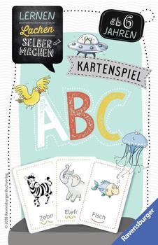 Ravensburger Kartenspiel ABC