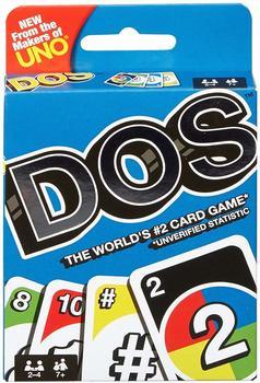 Mattel - DOS Kartenspiel