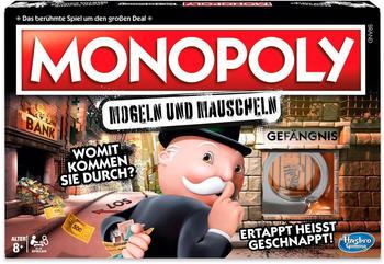 Hasbro Monopoly Mogeln und Mauscheln,